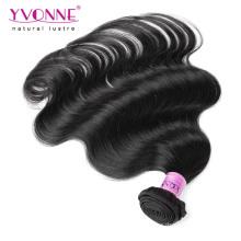 Beste Qualität Unverarbeitete Körperwelle Peruanische Jungfrau Haar