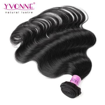 Best Quality Unprocessed Body Wave Peruvian Virgin Hair