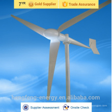 Wind Turbine 5KW wind power generator for farm and factory