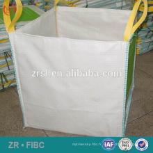 1500g fibc big bag pour les déchets de construction - Side-Seam Loop Loop Option pp FIBC big bag