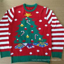 PK18A91YF Unisex China Christmas Sweater