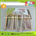 Простые и симпатичные игрушки Handloom Kids DIY Интеллектуальный деревянный ремень для продажи