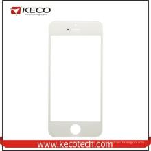 Горячий продавая фронт стеклянный объектив экрана касания для iPhone 5 Apple