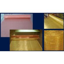 Rfi Copper Weaveing Wire Mesh