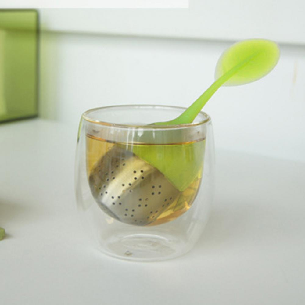 Tea Strainers Silicone Loose Leaf Tea Infuser