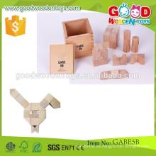 Juguetes gabe clásicos juguetes gabe de madera al por mayor OEM gabe juguetes educativos de madera