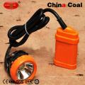 Chine Charbon Kj3.5lm haute puissance LED minière sécurité Cap lampe
