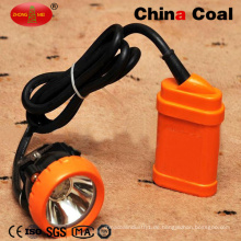 Miner Cap Lampe LED Cordless Mining Lampe Kl5lm