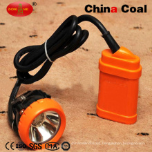 Miner Cap Lamp LED Cordless Mining Lamp Kl5lm