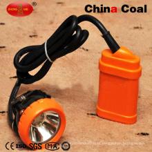 Lâmpada de mineração sem fio Kl5lm da lâmpada do diodo emissor de luz do mineiro