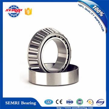 Rodamiento de rodillos cónicos del acero de la máquina más popular (30211)
