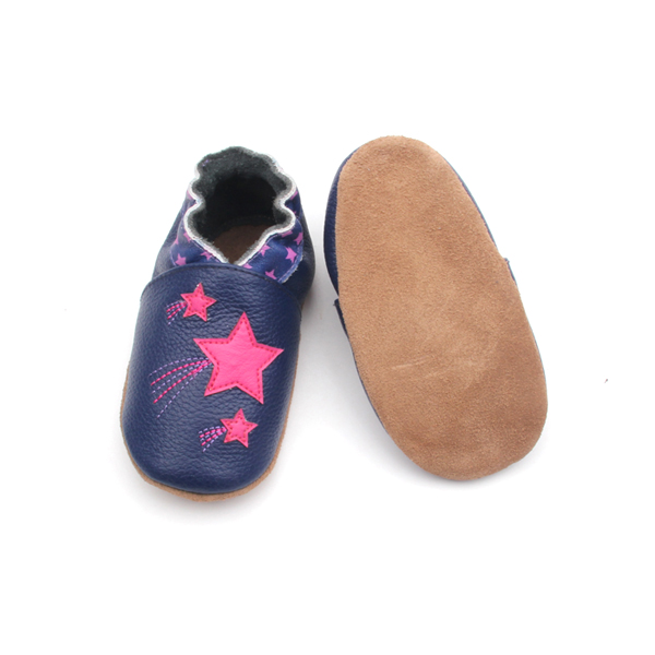 Hot selling Girls New Design Shoes Soft Leather Shoes Kids Boys