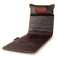 Electric Full Body Shiatsu Massager Cushion Neck lumbar Leg Vibrating Massage Mattress with Heating