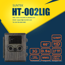Invisible IR 3g gprs mms hunting camera