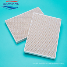 infrared honeycomb ceramic heater porous plates