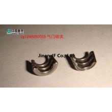 VG1246050028 VG1540050012 VG1500050025 Clip para bloqueio de válvula Howo