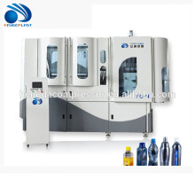 6 cavidade 9000-10000BPH PET garrafa máquina de sopro