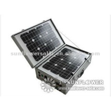30W * 2 Pequeño Generador Solar Portátil