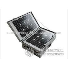30W * 2 Small Portable Solar Generator