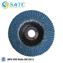 Flap discs abrasive disc for steel 10 PACK