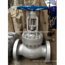 Válvula de globo para vapor