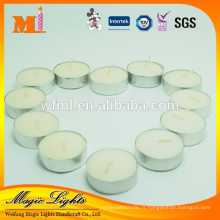 Vente directe populaires nouvelles bougies chauffe-plat parfumées personnalisées