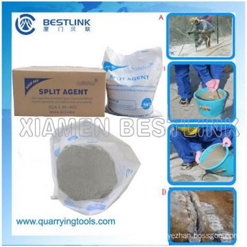 Silent Stone Cracking Powder for Mining