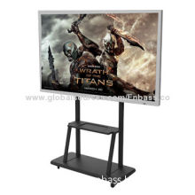 84-inch Interactive Whiteboard, Wall-mounted, Floor Stand, OEM Orders Welcomed