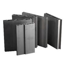 Profilés en aluminium pour paroi latérale et plancher de chariot de métro