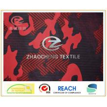 Twill Micro Fiber Magma Style Printing Fabric (ZCBP119)