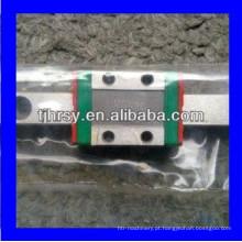 Trilho linear e bloco miniatura Hiwin MGN9H