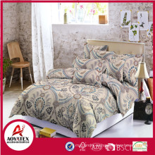 Alibaba China Wholesale cheap comforter set,printing queen size comforter set for home use