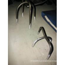 Cadeira de barra de aço para construção