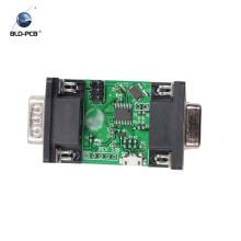 Fábrica de montagem do jogo Print Circuit board.
