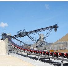Quarry Rubber Belt Conveyor for Sand, Gravel