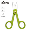 Ceramic Pet Hair Cutter Dog Grooming Safe Scissors