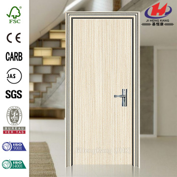 *JHK-F01 Teak Wood Door In Malaysia Classroom Interior Wooden Door Unfinished Wood Doors