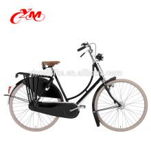 Fabrik-Versorgungsmaterial Soem-Stadtfahrrad / HIGH-Qualitätsstadt-Fahrradrahmen Hergestellt in China / Stahlrandmaterial fashional Artstadtstern Fahrrad CER