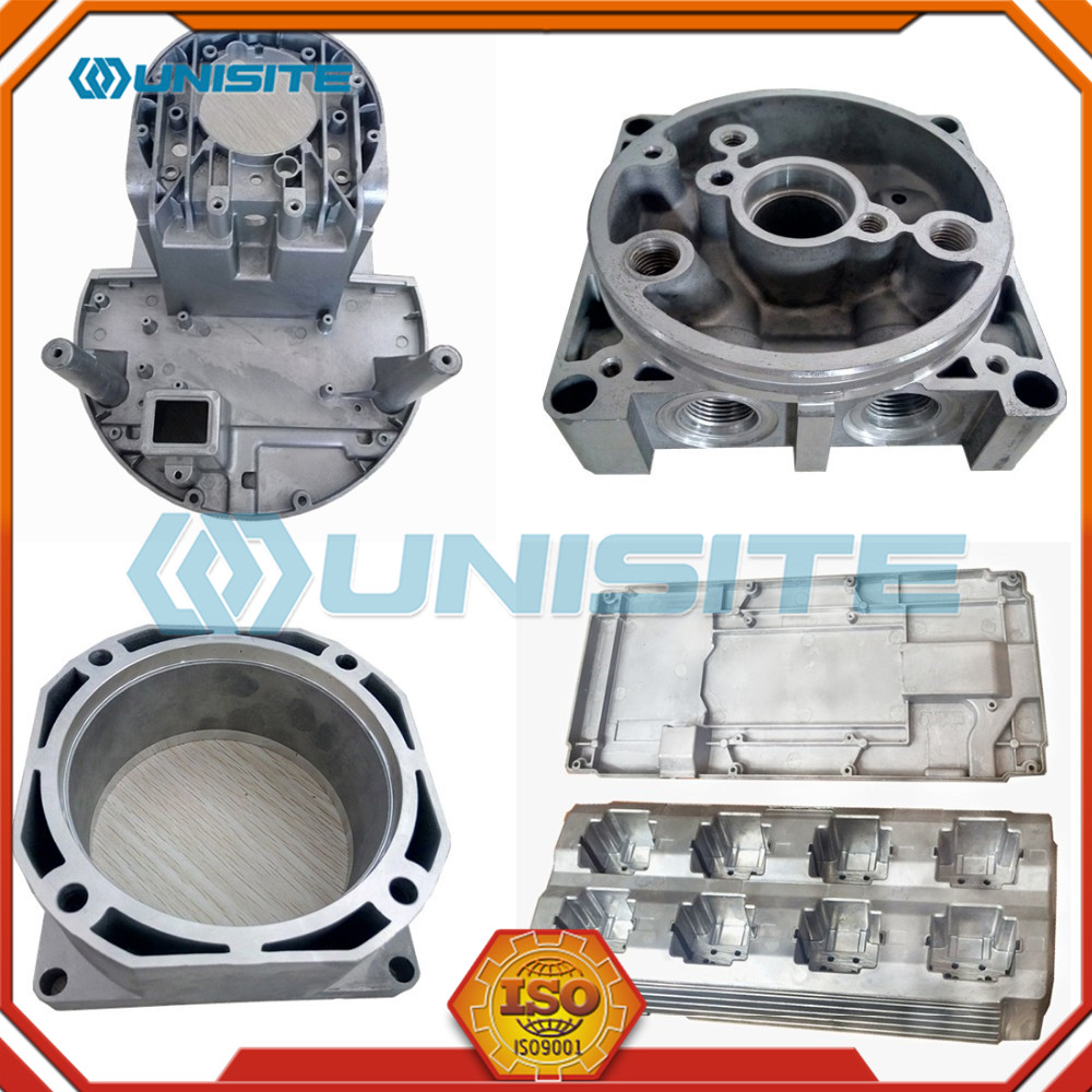 Die Casting And Machining Metal Parts