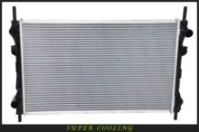 Aluminum Radiator for Ford Transit 2.4D