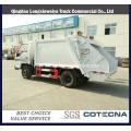 Low Price 4X2 Compressive Garbage Truck