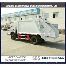 Low Price 4X2 Compressive Garbage Truck