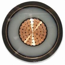 СВА/ППВ/xlpe изолировало высоковольтный силовой кабель питания