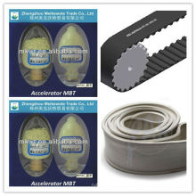 accélérateur MBT (M) pour l'industrie du caoutchouc compoundage NO. CAS de vulcanisation de caoutchouc: 149-30-4