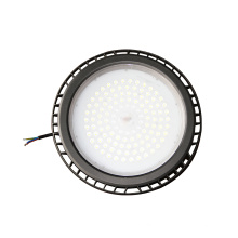 200w ufo led high bay light with tempered glass