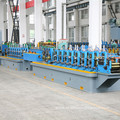 Galvanized steel square pipe production line
