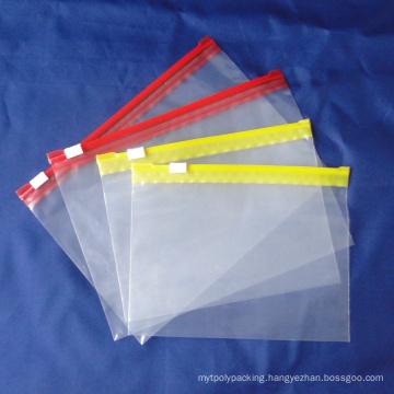Plastic Zipper Bag