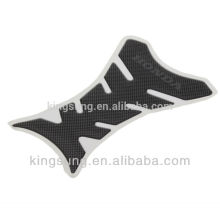2014 3D motorcycle bike resin domed tank pad sticker for tank Protectors Shields