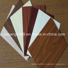 PPGI com design de madeira diferente da fábrica de exportação para a Tailândia