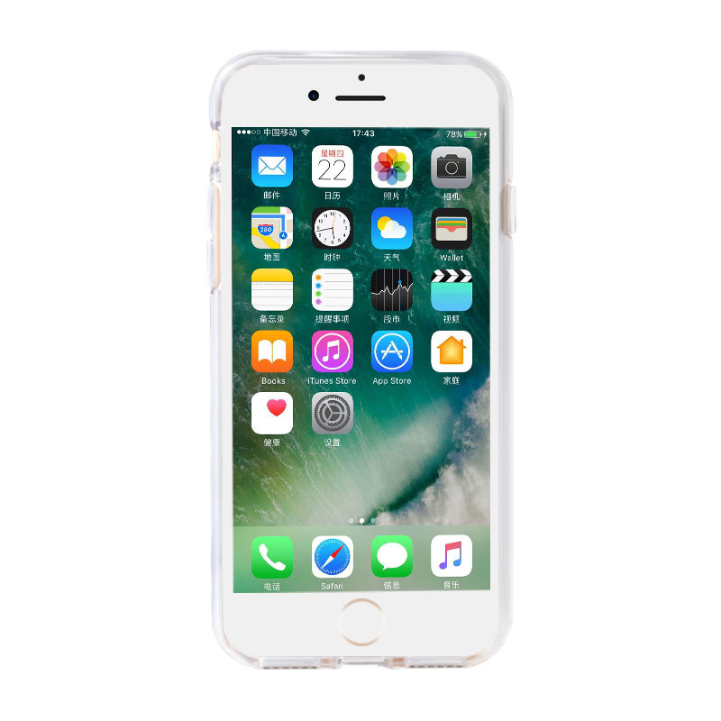 Transparent iPhone 6s Plus Phone Covers